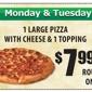 Cloverleaf  Pizza - Macomb, MI