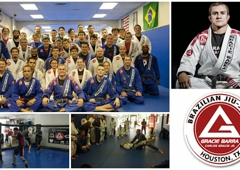 Gracie Barra Texas Brazilian Jiu-Jitsu - Webster, TX