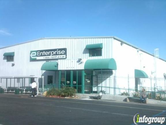 Enterprise Rent-A-Car - Los Angeles, CA