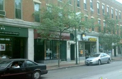 Green Tea Japanese Restaurant 2206 N Clark St Chicago Il