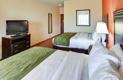 Comfort Inn near UNT - Denton, TX