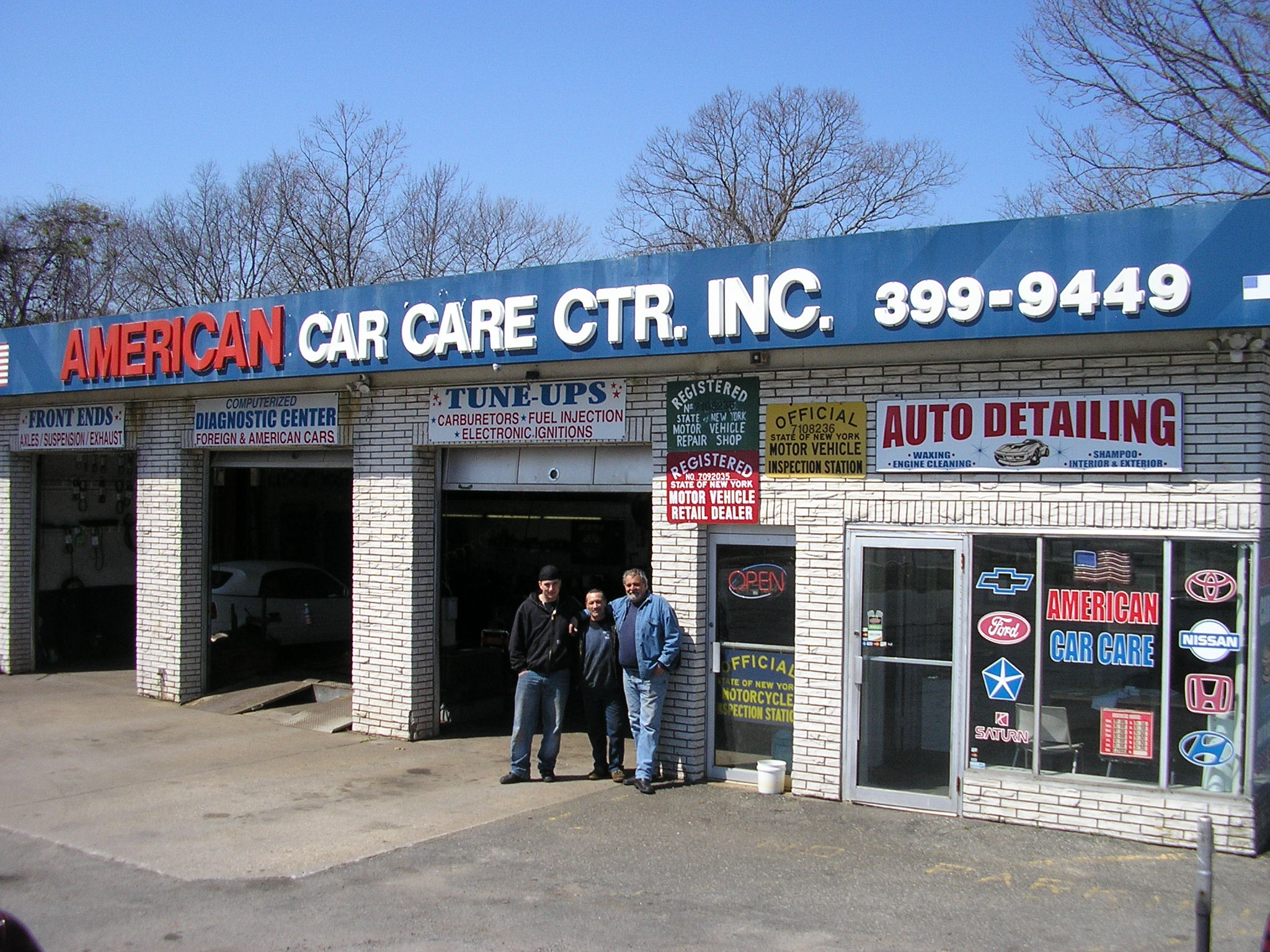 American Car Care Ctr 5 Commack Rd Mastic Beach Ny 11951 Yp Com