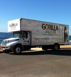 Gorilla Movers - San Diego, CA