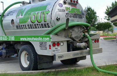 In-Out Waste Solutions LLc - San Antonio, TX