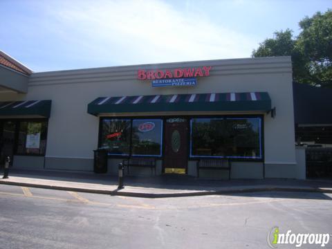Broadway Ristorante Amp Pizzeria 995 N State Road 434