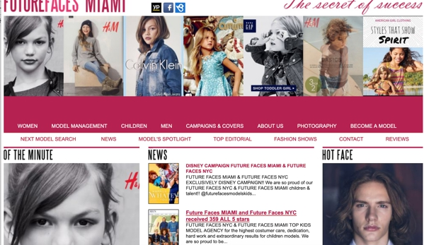 Nina Lubarda Model Management - New York, NY