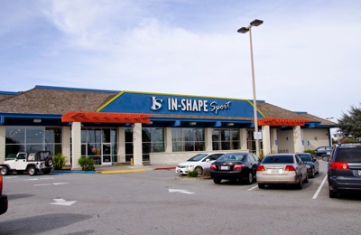 In-Shape Health Clubs - Monterey, CA