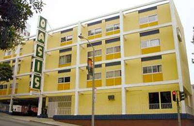 Oasis Hotel - San Francisco, CA