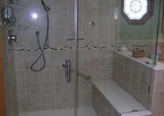 Updike Bathroom Remodeling Madison Ave Indianapolis IN - Bathroom remodeling indianapolis in