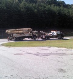 Capps Auto Towing - Hendersonville, NC