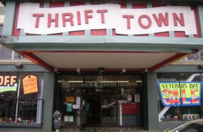 Thrift Town - San Francisco, CA