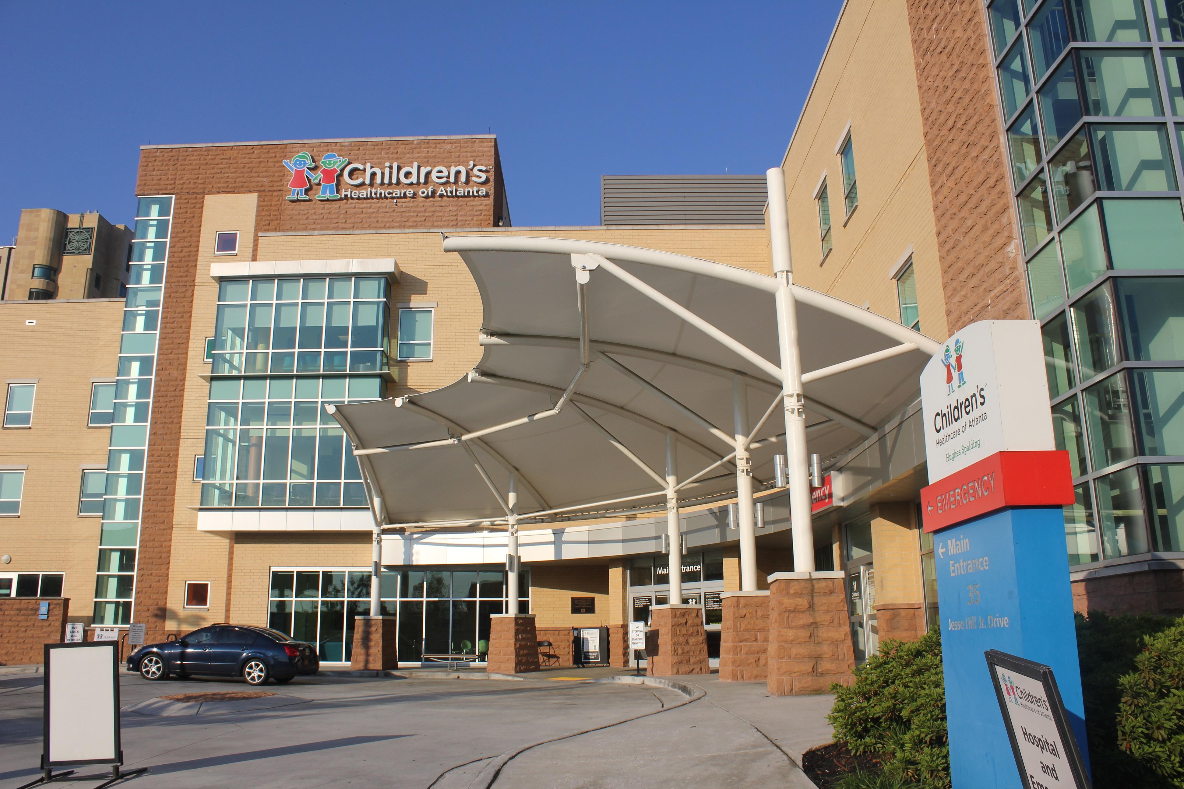 Children's Healthcare of Atlanta Child Advocacy - Hughes