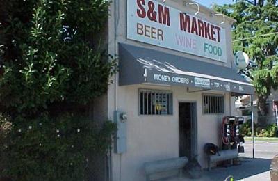 S & M Market - San Mateo, CA