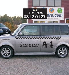A-1 Flat Rate Taxi - Modesto, CA