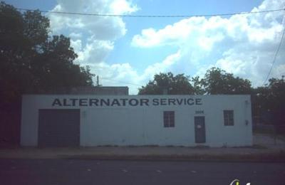 Alternator Service Inc Fort Worth Tx