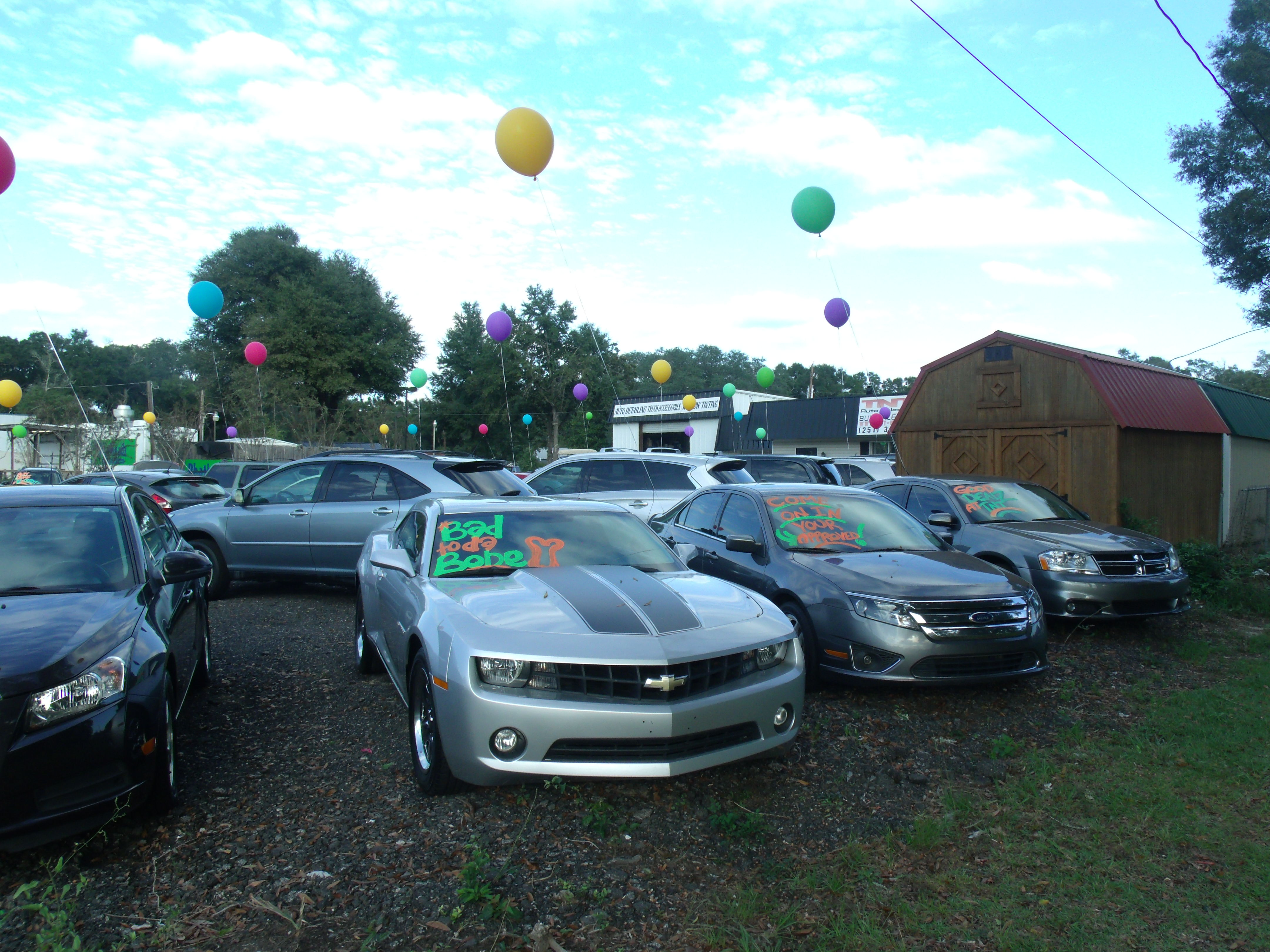 Tnt Auto Sales >> Tnt Auto Sales 20 Saraland Blvd N Saraland Al 36571 Yp Com
