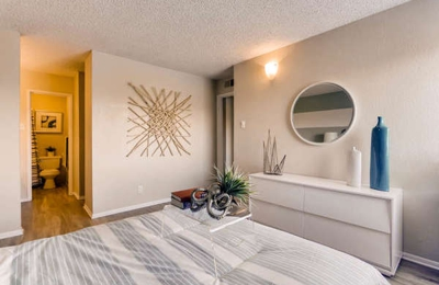 Lakeview Towers Apartments - Lakewood, CO