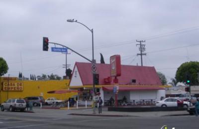 Tommy's Original Hamburgers - Huntington Park, CA