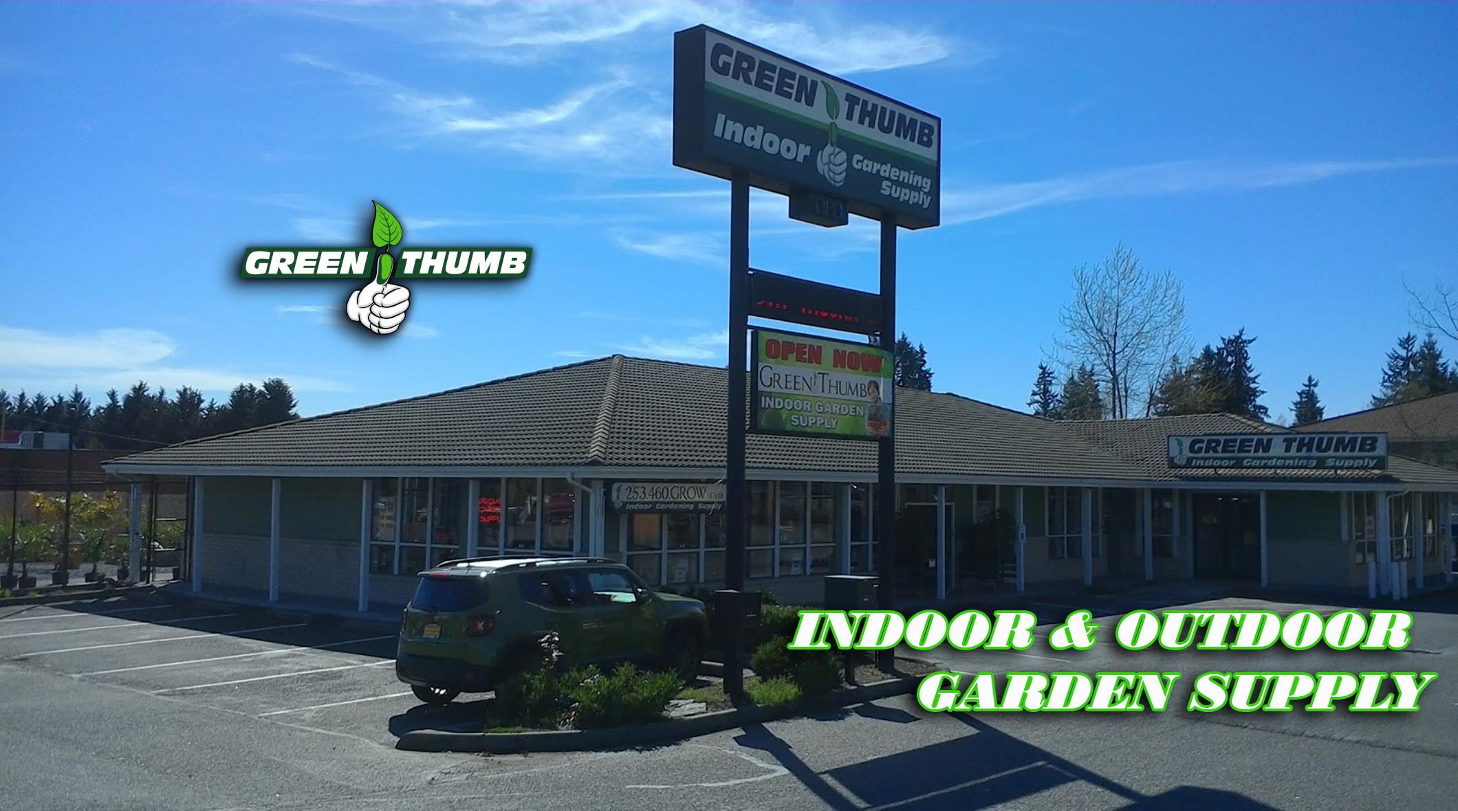 Genial Green Thumb Indoor Garden Supply 10120 128th Street Ct E, Puyallup, WA  98373   YP.com