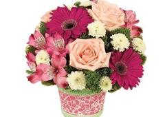 Sandra's Flower Basket
