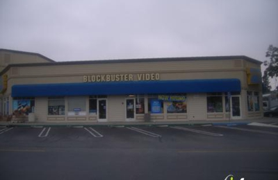 Blockbuster - Redwood City, CA