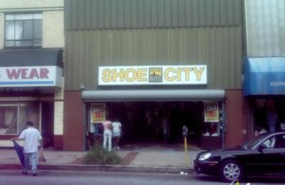 Shoe City 3211 Greenmount Ave
