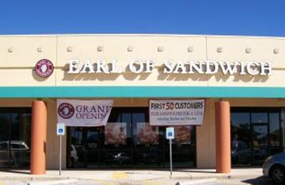 Earl of Sandwich - San Antonio, TX