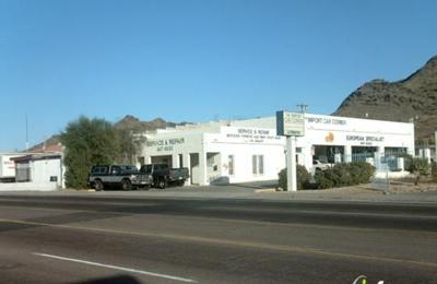 Import Car Corner/European Car Specialist - Phoenix, AZ