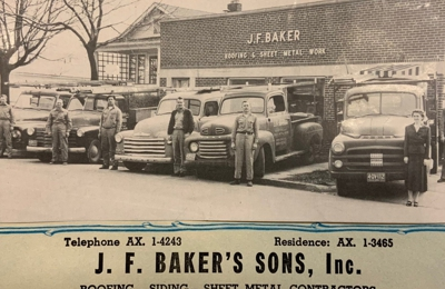 J.F. Baker's Sons Roofing Company - Columbus, OH