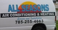 All Seasons Air Conditioning &