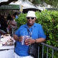 Angelique Baby - New Orleans, LA. Mr. Lou chillin at the French Quater fest in New Orleans