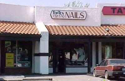 Top Ten Nails - Hayward, CA