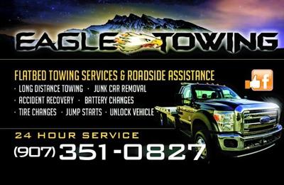 Eagle Towing - Anchorage, AK