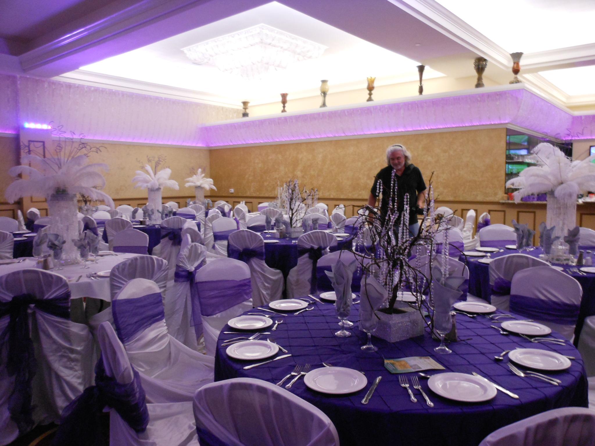 The Palms Restaraunt And Banquet Hall 143 E Main St El