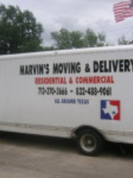 Marvin's Moving and Delivery
