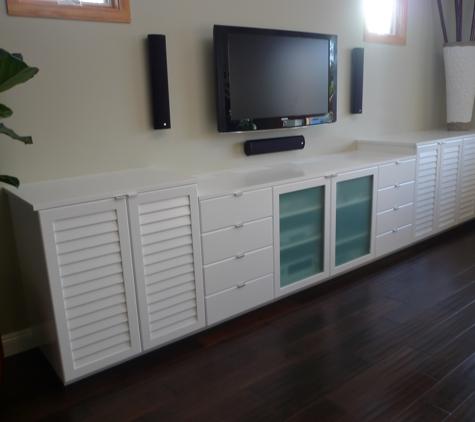 Cabinet Happy - Playa Vista, CA