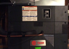 Shirley Heating & Air Conditioning - Saltsburg, PA. Air Handler with Reme