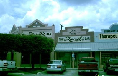 Main Street Bar - San Antonio, TX