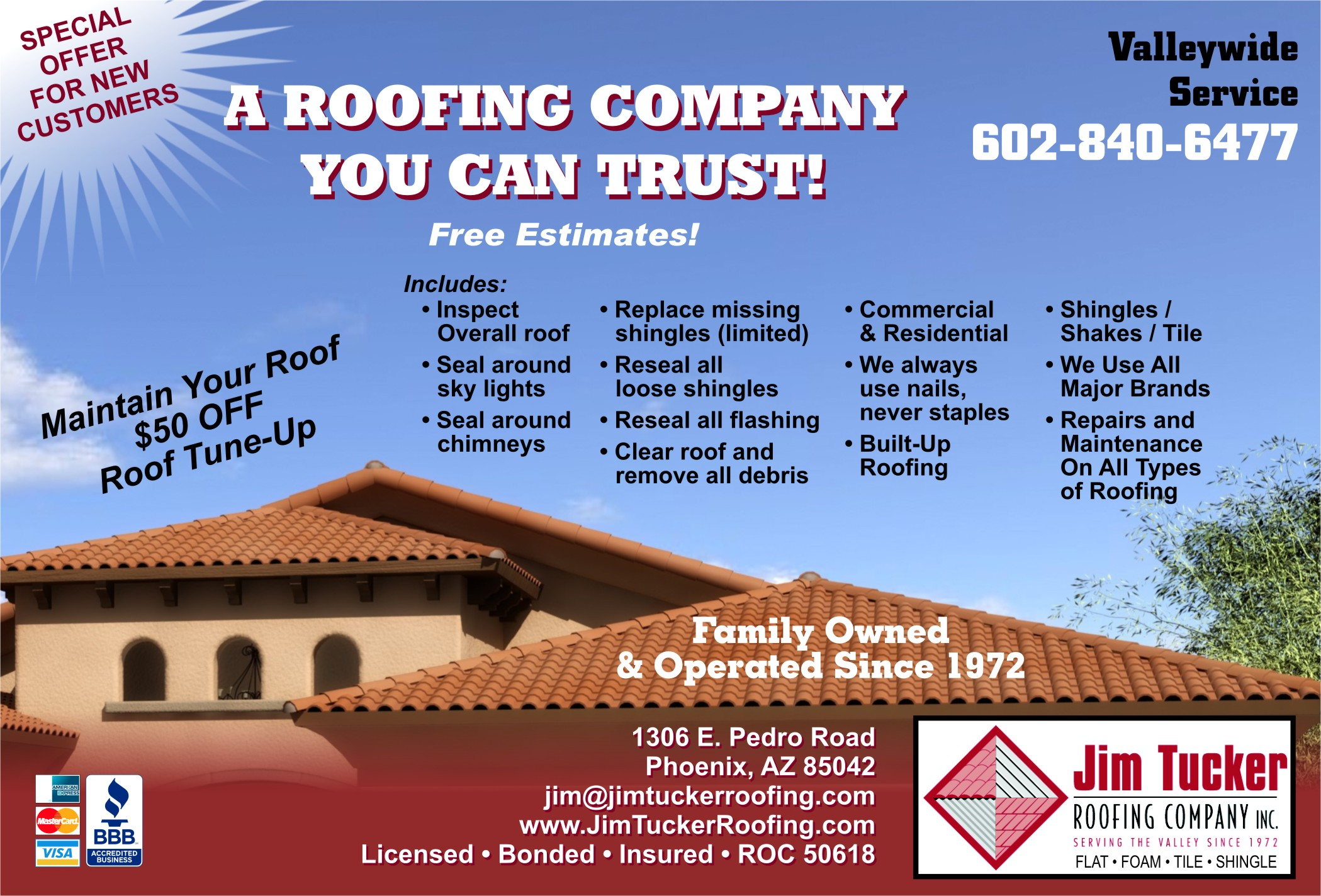 View Details · Jim Tucker Roofing Co Inc
