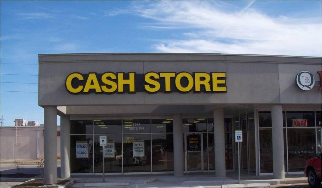 checksmart loan requirements - 2