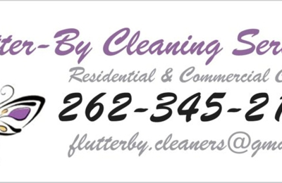 Flutter-By Cleaning Services - Butler, WI