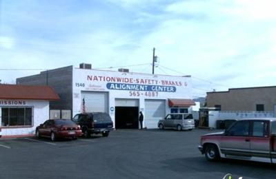 Nationwide Safety Brakes & Alignment Center - Henderson, NV