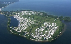 1000 Islands / Association Island KOA