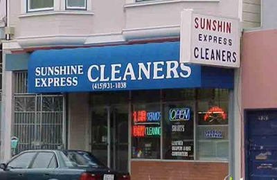 Sunshine Express Cleaners - San Francisco, CA