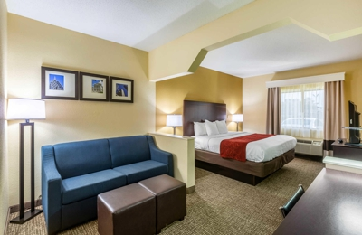 Comfort Suites Near Robins Air Force Base 3101 Watson Blvd Warner