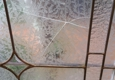 A1 Stained/Leaded Glass & Repairs. Before