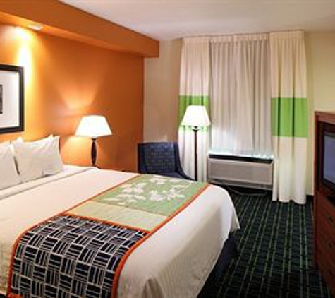 Fairfield Inn & Suites - San Carlos, CA