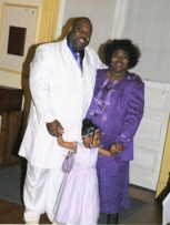 Pastor Phillip and Co-Pastor Jackie Riddick
