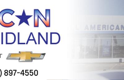 All American Chevrolet Of Midland   Midland, TX