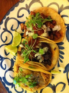 Cacao Mexicatessen Tacos